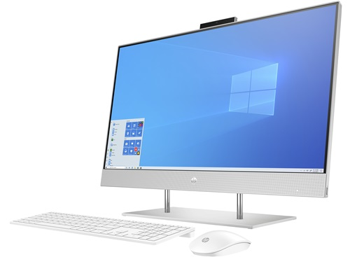 HP All-in-One 27-dp0005nf Bundle PC