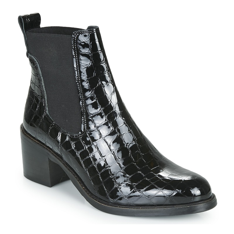 Myma KIOLI Bottines Noir