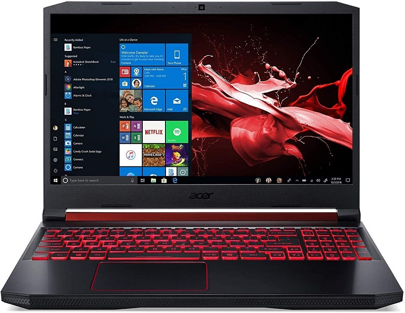 PC Gamer Acer Nitro 5 AN515-54-54AH