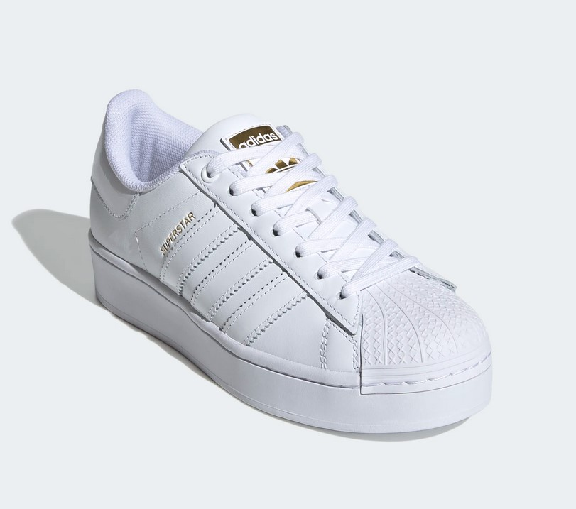 Adidas originals Superstar Bold W Blanc