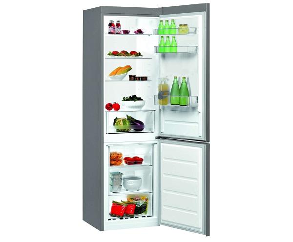 WHIRLPOOL BLF8001OX -Réfrigérateur congélateur bas 339L
