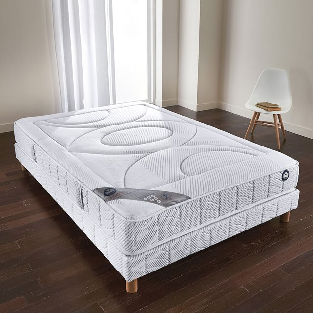 matelas mousse confort luxe ferme 5 zones bultex pas cher. Black Bedroom Furniture Sets. Home Design Ideas