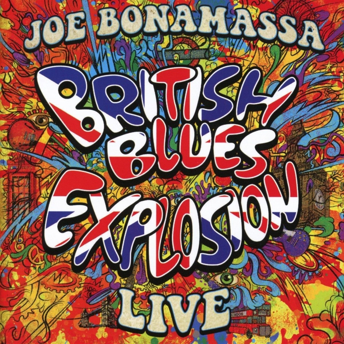 British Blues Explosion Live - Joe Bonamassa