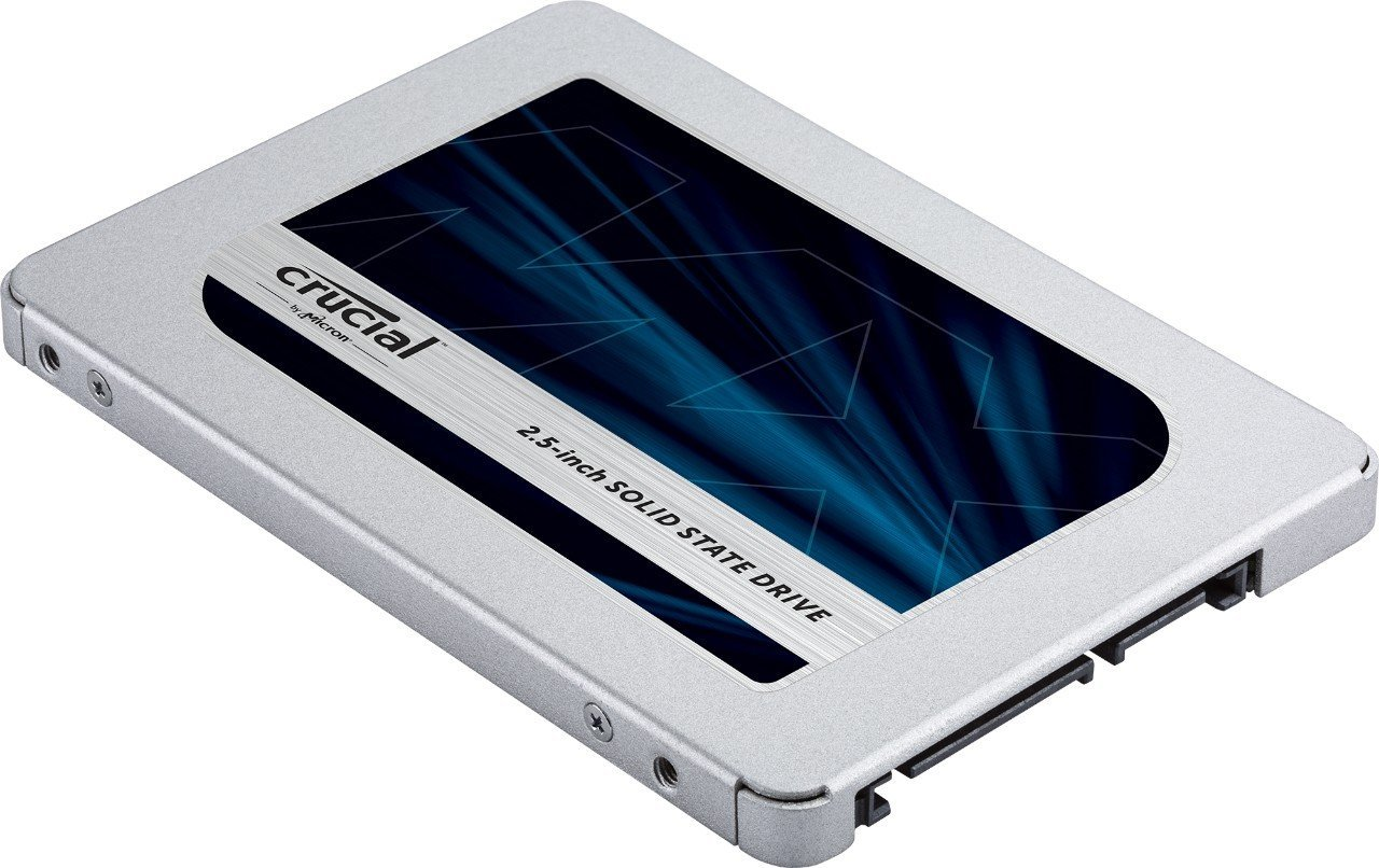 SSD interne Crucial MX500 2To