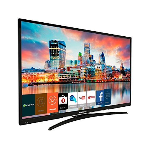 t l viseurs hitachi de 49 39 4k tv pas cher amazon ventes pas. Black Bedroom Furniture Sets. Home Design Ideas