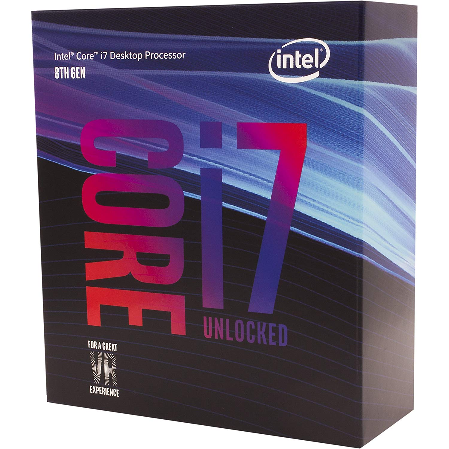 Intel Core i7-8700 3.2GHz 12Mo Smart Cache