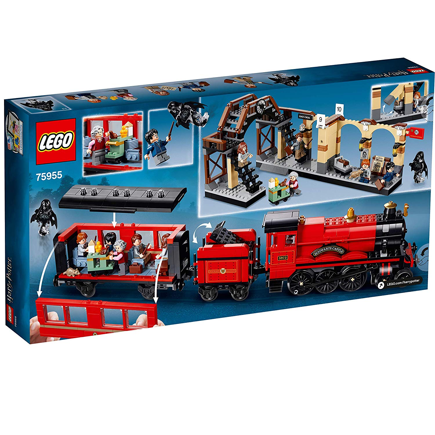LEGO Harry Potter - Poudlard Express