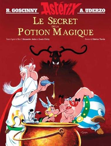 ASTERIX - Le secret de la potion magique
