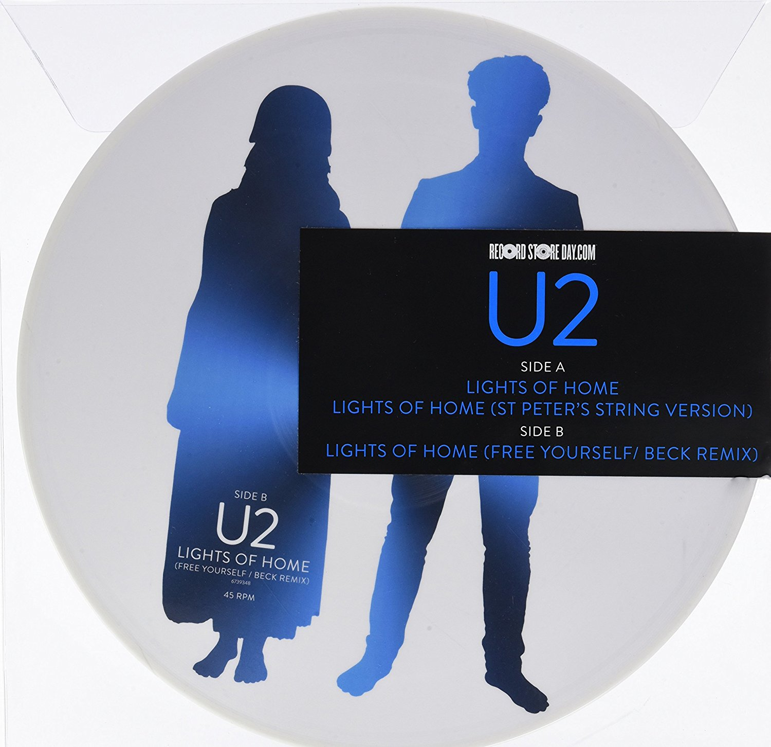 Lights of Home - U2