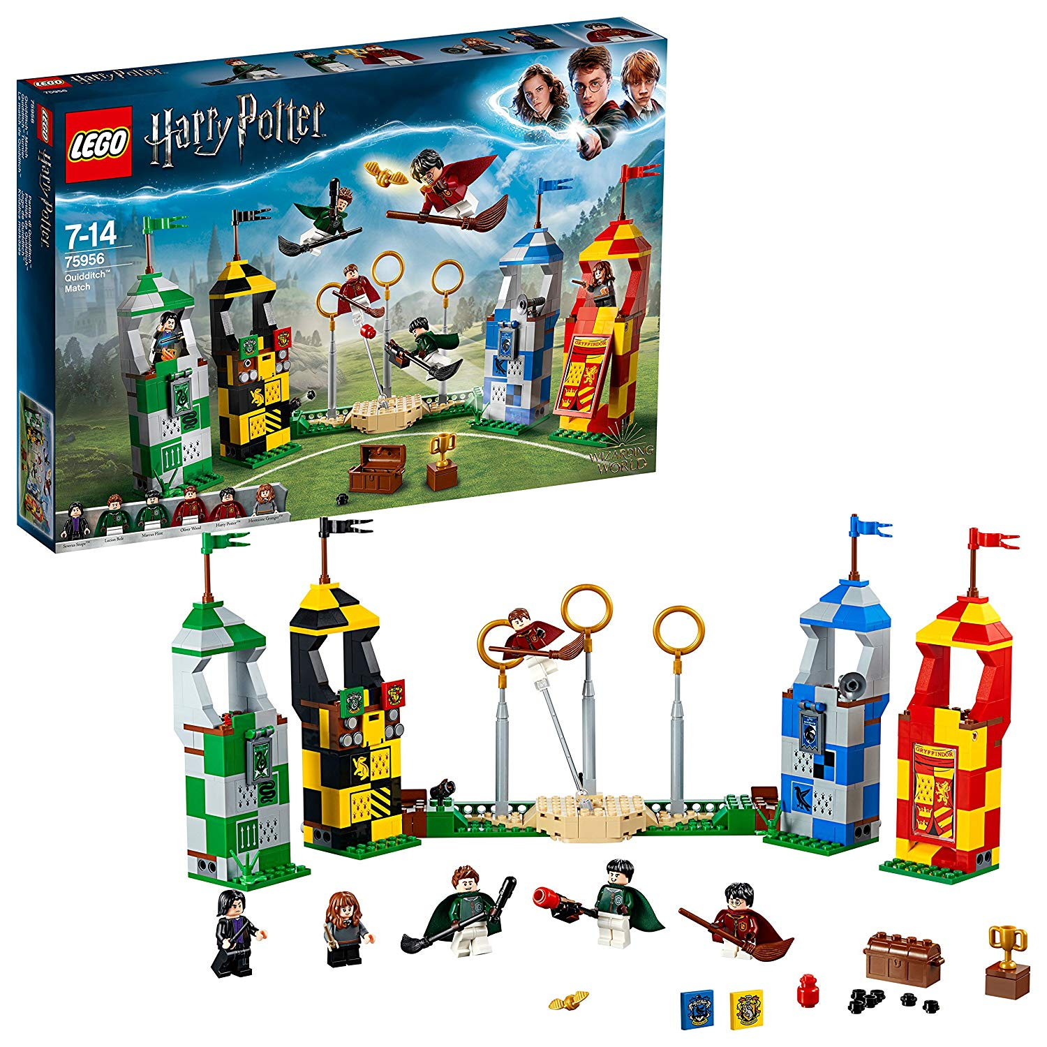 Lego Harry Potter - Le Match de Quidditch