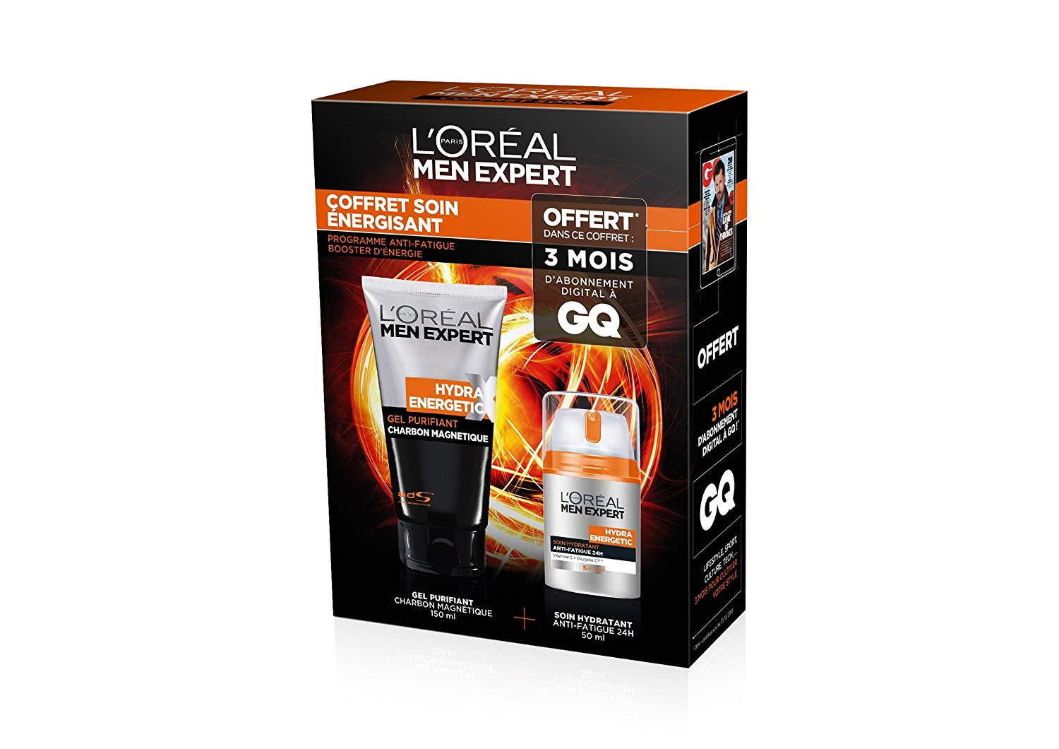 Men Expert Coffret Hydra Energetic L'OREAL