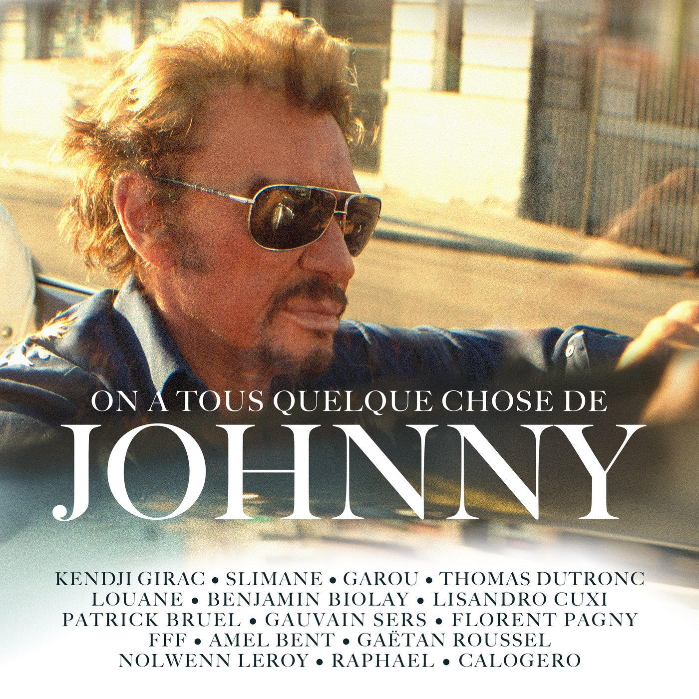 On a Tous Quelque Chose de Johnny - CD Digipack