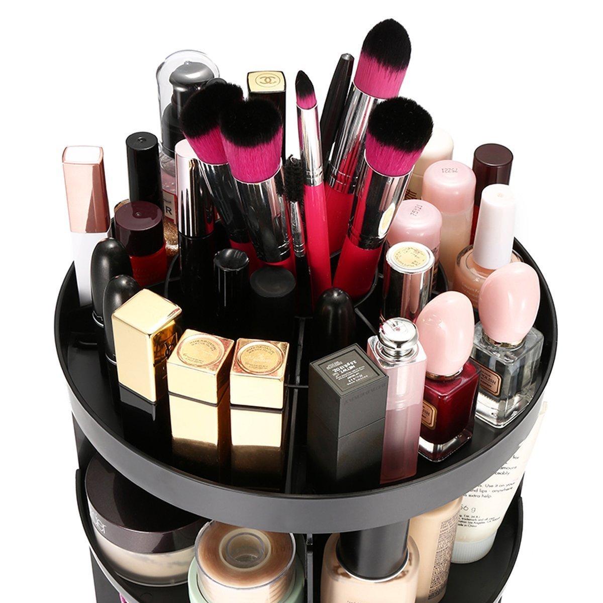 rangement de maquillage baban bo te de rangement. Black Bedroom Furniture Sets. Home Design Ideas