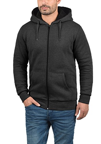 !Solid BertiZip Veste En Sweat Zippé