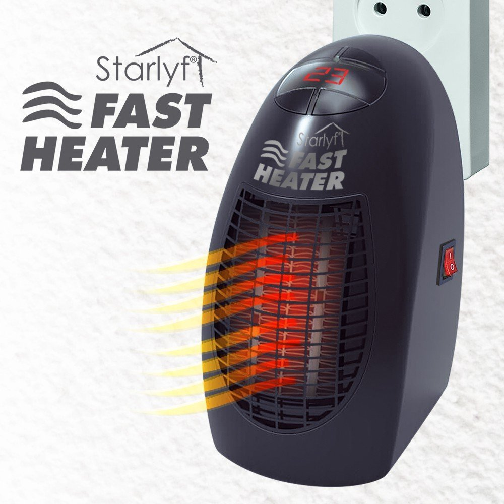Starlyf Fast Heater – Chauffage d'appoint