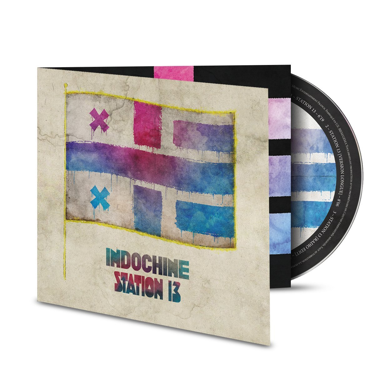 Station 13 - Indochine [maxi single 6 titres]