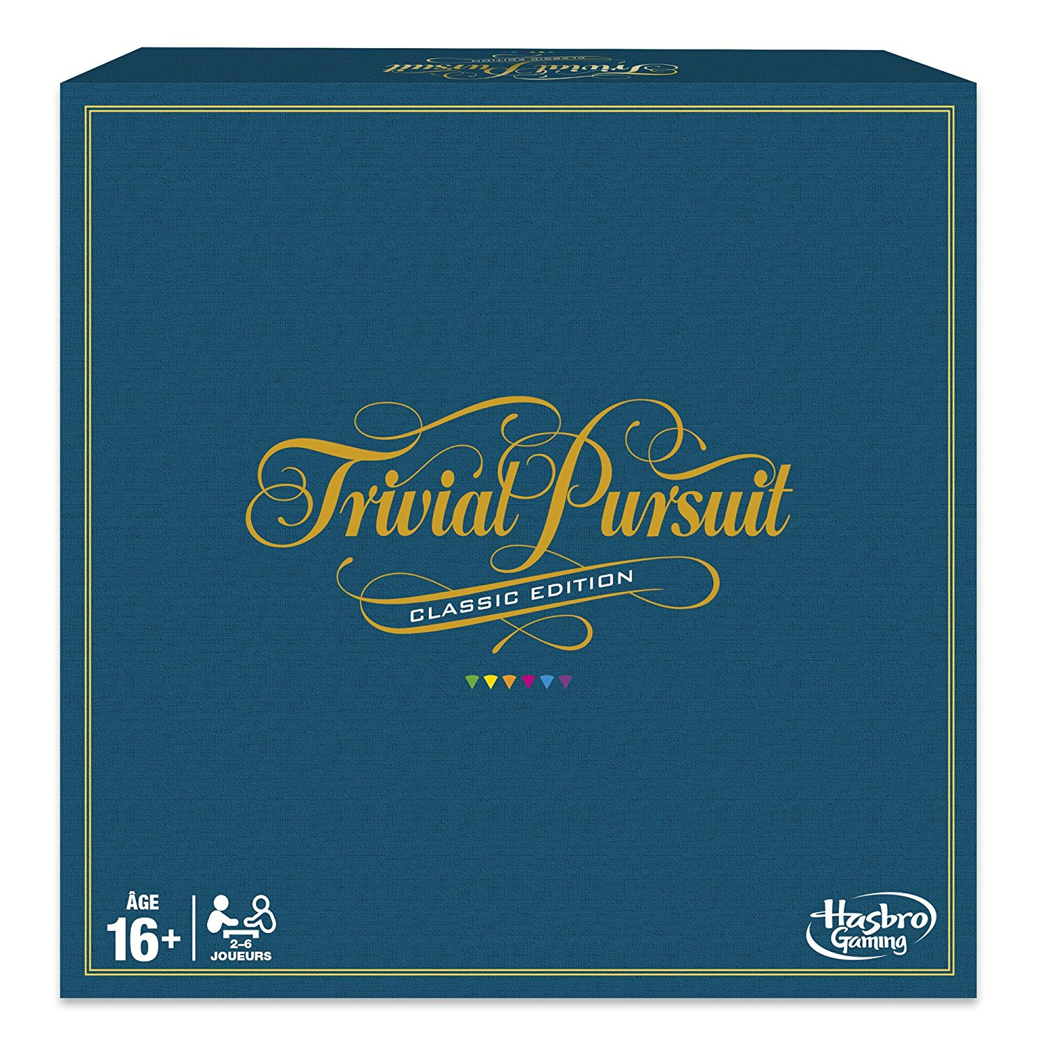 Jeu Hasbro - Trivial Pursuit