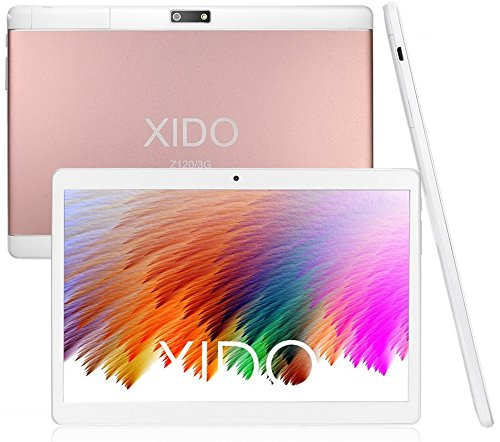 "XIDO Z120/3G Tablette 10 "" Rose Gold,"