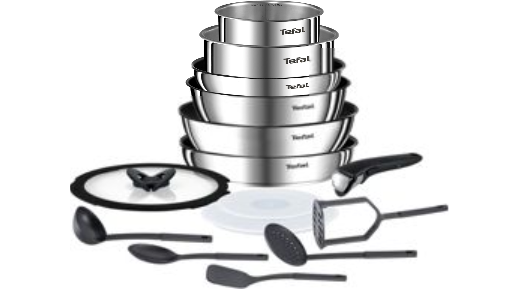 Soldes Batterie De Cuisine Tefal Ingenio Emotion Soldes