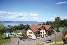 Appartement Park & Suies Evian-Lugrin Evian les Bains