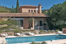 Maison L'Eisserot Sainte Maxime, Côte d'Azur, France