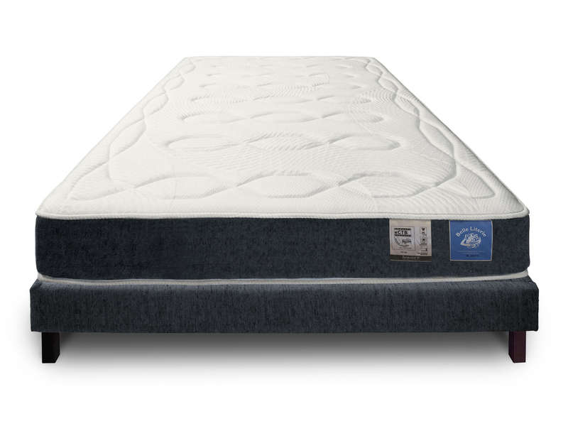matelas sommier mousse 140x190 cm benoist belle literie. Black Bedroom Furniture Sets. Home Design Ideas