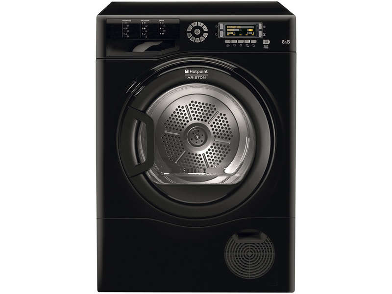 s che linge frontal 8kg hotpoint ariston ftcd87b6k s che. Black Bedroom Furniture Sets. Home Design Ideas