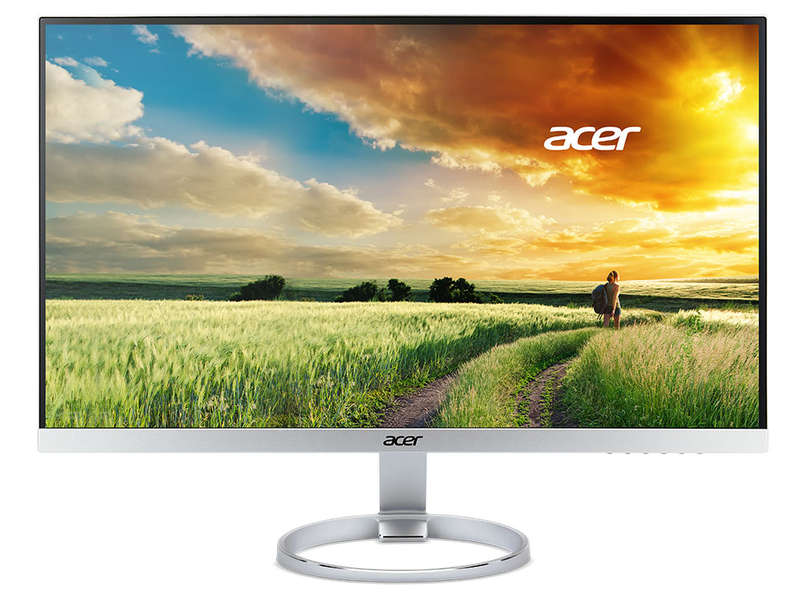 moniteur acer h257husmidpx pas cher ecran ordinateur conforama ventes pas. Black Bedroom Furniture Sets. Home Design Ideas