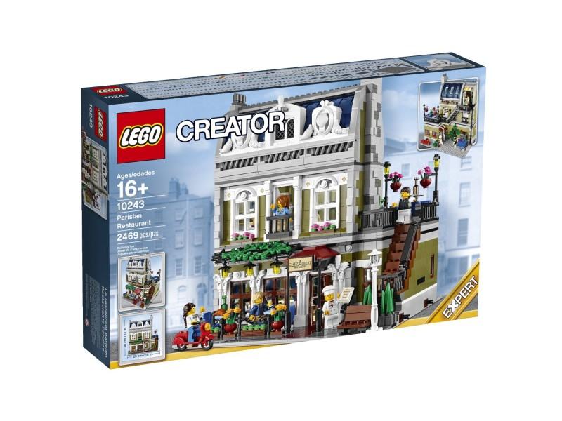 Lego creator Le Restaurant parisien 10243