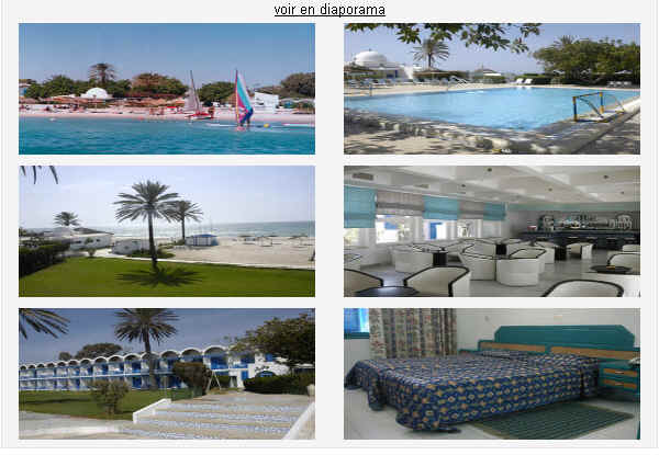 lastminute meilleure vente sejour tunisie hotel club riadh 306 eur ventes pas. Black Bedroom Furniture Sets. Home Design Ideas