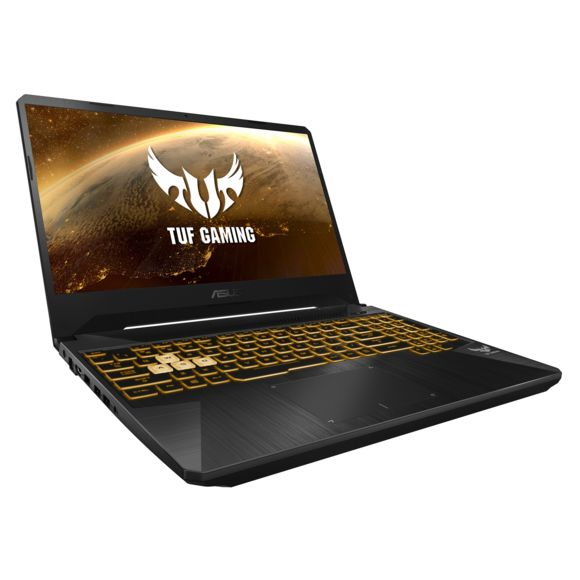 Le PC portable Gamer Asus TUF (120 Hz, GTX 1050 Ti) à 744 €