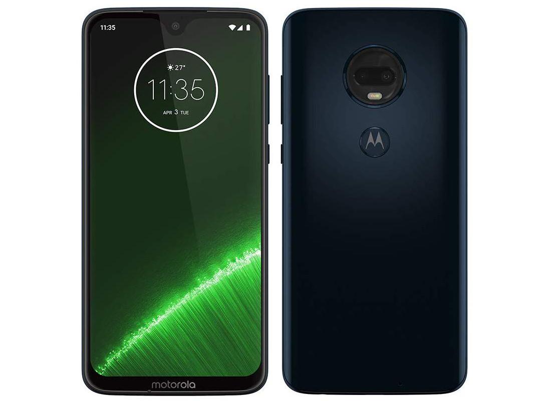 Le Motorola Moto G7 Plus à 219 €