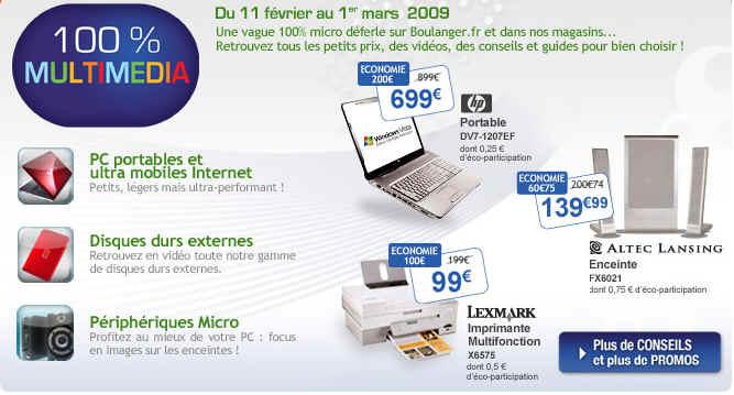 Boulanger Multimedia