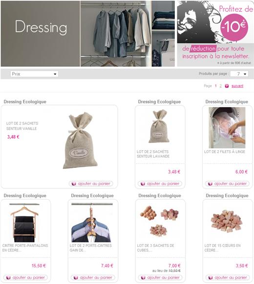 Rangement et Déco d'intèrieur - 10€ offerts sur la Boutiquedurangement.com