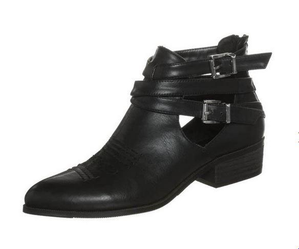 even odd boots talons noir boots femme zalando. Black Bedroom Furniture Sets. Home Design Ideas