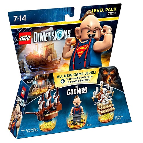 "Figurine ""Lego Dimensions"" - Les Goonies - Level Pack"
