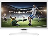 "TV LG 24MT49VW-WZ 24"" HD Blanc"