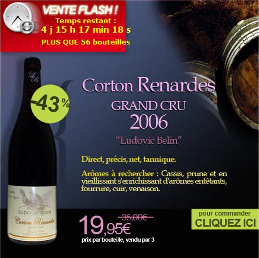 Vente Flash sur le vin - jusqu'à 50% de réduction sur les vins sur Le20.fr