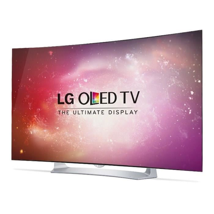 lg tv 55eg910 curved oled 140cm t l viseur oled cdiscount soldes cdiscount top soldes. Black Bedroom Furniture Sets. Home Design Ideas