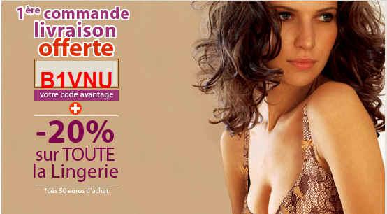 Lingerie Promo Excedence