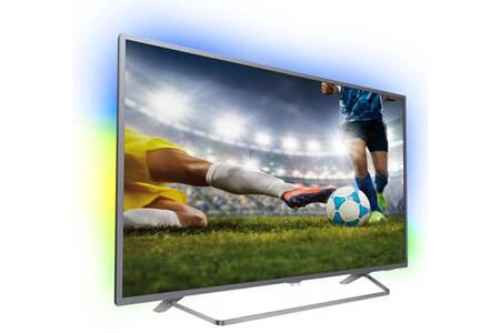 TV 4K pas cher - French Days - Le PHILIPS 55PUS7303 4K UHD à 600 € - Ventes-pas-cher.com