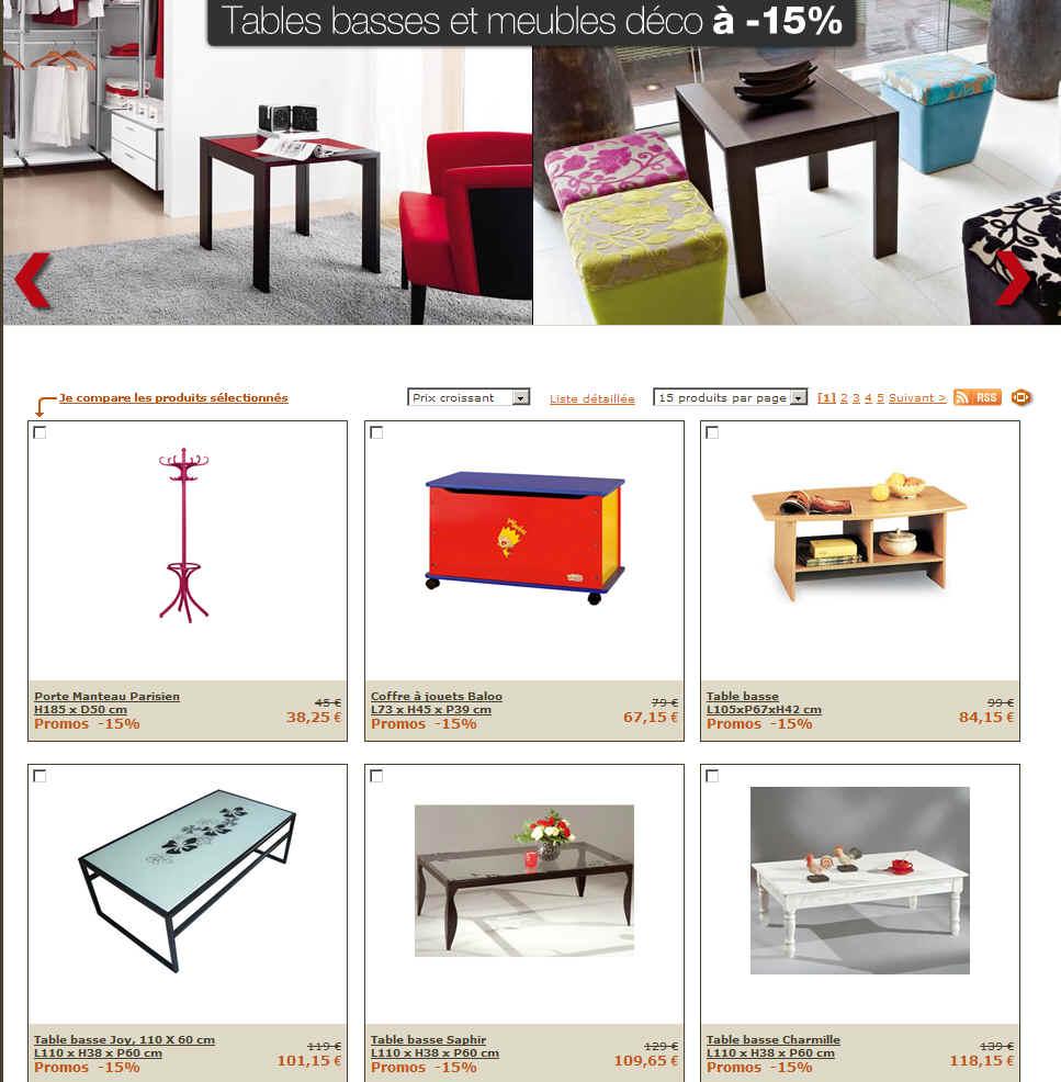 Promo Meubles.com