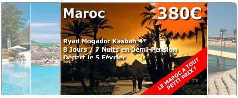 Promosejours Maroc