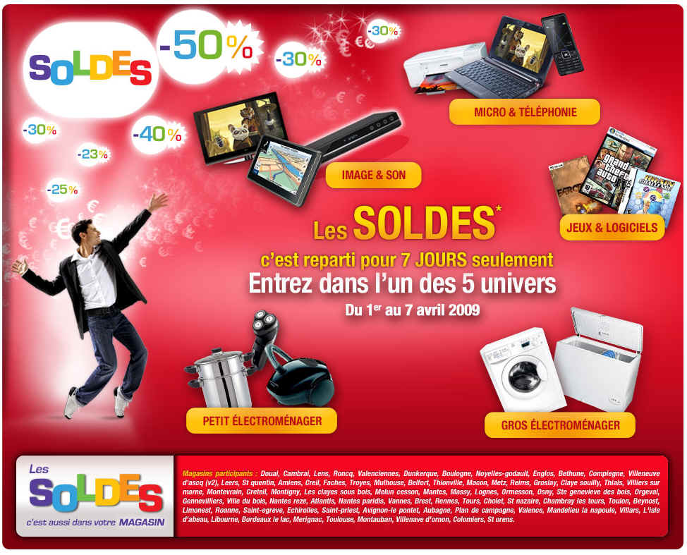 soldes boulanger jusqu 39 a 70 de reduction prix en folie sur ventes pas. Black Bedroom Furniture Sets. Home Design Ideas