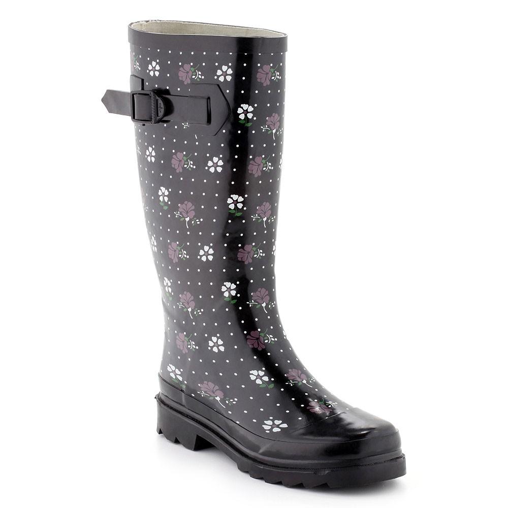 bottes de pluie femme la halle