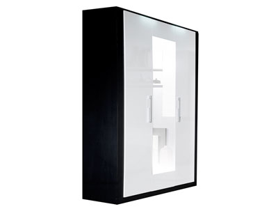 armoire conforama achat armoire 3 portes scoop prix 399. Black Bedroom Furniture Sets. Home Design Ideas