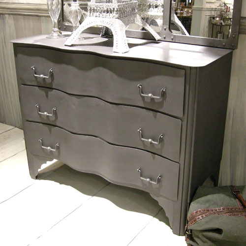 commode declico commode en m tal gris 3 tiroirs vulcain. Black Bedroom Furniture Sets. Home Design Ideas