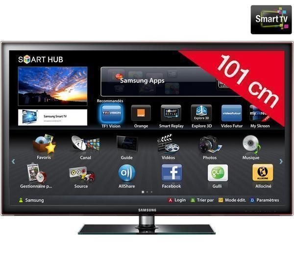 t l viseur led carrefour samsung t l viseur led smart tv. Black Bedroom Furniture Sets. Home Design Ideas