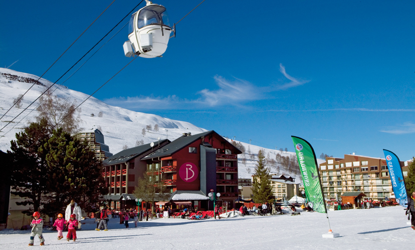 location au ski belambra les deux alpes l 39 or e des pistes prix 525 00 euros ventes pas. Black Bedroom Furniture Sets. Home Design Ideas
