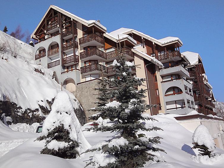 Location Les Deux Alpes Interhome - Appartement La Grande Chaume à Les Deux Alpes